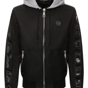 Мужская куртка бомбер от PHILIPP PLEIN