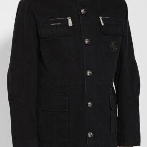 Мужская хлопковая куртка от PHILIPP PLEIN