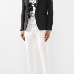 Мужской пиджак серый от PHILIPP PLEIN