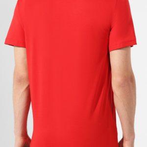 Мужская футболка хлопковая красная от PHILIPP PLEIN