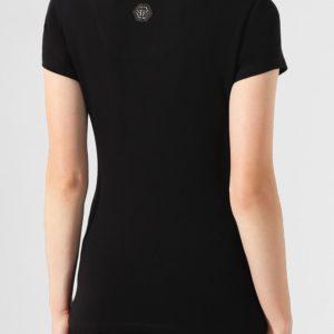 Женская хлопковая футболка с рисунком от PHILIPP PLEIN